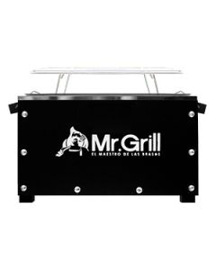 Caja China Mini Bk + Parrilla de Varillas Mr.Grill CCM0001
