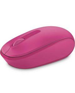 Mouse Óptico Inalámbrico Microsoft 1850 Fuxia