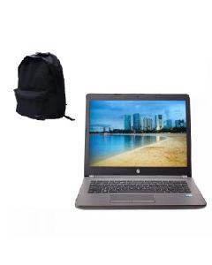 Notebook + Mochila + USB 8Gb de Regalo HP 240G7 Celeron N4100