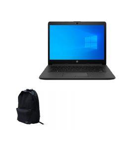 Notebook + Mochila + USB 8Gb de Regalo HP 245G7 AMD Athlon