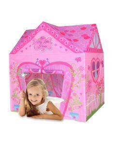 Casa de Juego Game Power My Little House Rosada