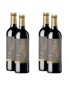 4 Vinos Mindiarte Colección Reserva 2014 NSVL210145