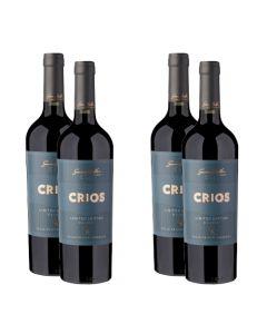 4 Vinos Crios Colección Limited Edition NSVL200180