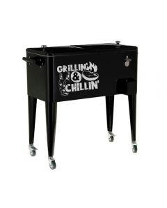 Cooler Mr.Grill 10000038/PMCS001 Negro