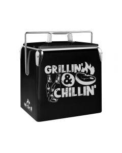 Cooler Mr.Grill 10000039 Negro