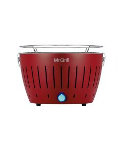 Parrilla Mr.Grill 12000098/PPF2A10 Rojo