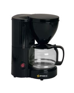 Cafetera De Goteo Imaco ICM608N 6 tazas Negra