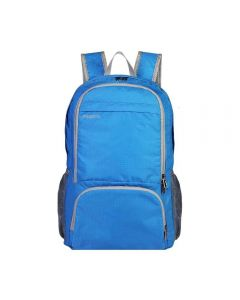 Mochila ProIron Impermeable Plegable Azul