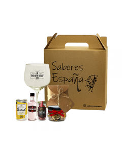 Pack Gin/Ginebra Sabores España Mommy Box 50ml