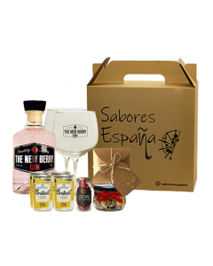 Pack Gin/Ginebra Sabores España Perfect Mother's Day 700ml