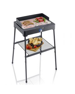 Stand Barbecue Grill Severin PG 8561 Negro