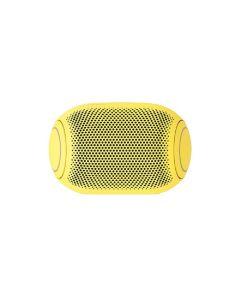 Parlante Xboomgo LG PL2S 5W - Amarillo