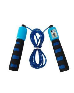 Salta Soga Jingxiong Con Contador Azul
