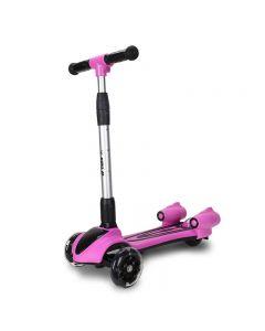 Scooter Eléctrico 3 Ruedas Kidsscooter 818 Pink