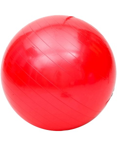 Pelota De Gimnasia Raciness 75 CM  Rojo